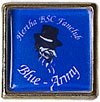 Blue-Army Pin